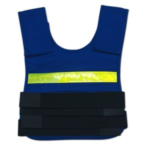 OccuNomix Cooling Vest with Reflexite Stripes