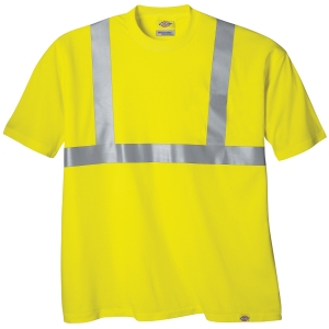 CGDKVS200_-00_Yellow_Front_Dickies-Mens-High-Visibility-ANSI-Class-2-Short-Sleeve-Tee