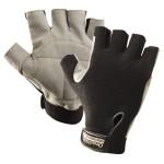 OCC442_-00_black-gray_front-back_Anti-Vibration-Fingerless-Gloves